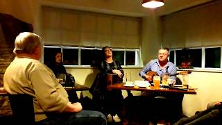 The Good House Traditional Irish Music session on 02/16/2018- 12