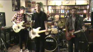I Got A Feeling Cover by INtuition *LIVE* UK Indie Rock 2012