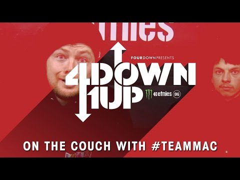4Down 1Up On The Couch With #TeamMac