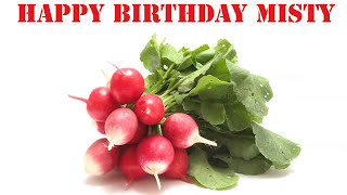 Misty   Fruits & Frutas - Happy Birthday