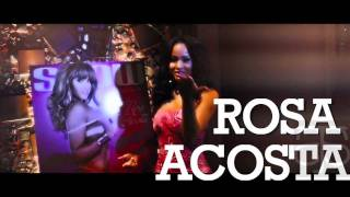 Behind The Scenes with Rosa Acosta At Premier Night Club