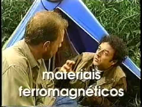 Telecurso2000 - Aula 44/50 - Física - Electromagnetismo TRAVEL_VIDEO