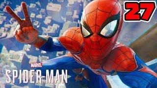 Spider-Man 2018 PL (27) - WYJAŚNIAMY TOMBSTONA! [PS4 PRO] | 4K | Vertez