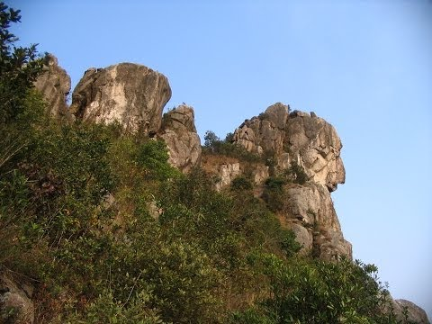 Hong Kong's Lion Rock Comes to Life