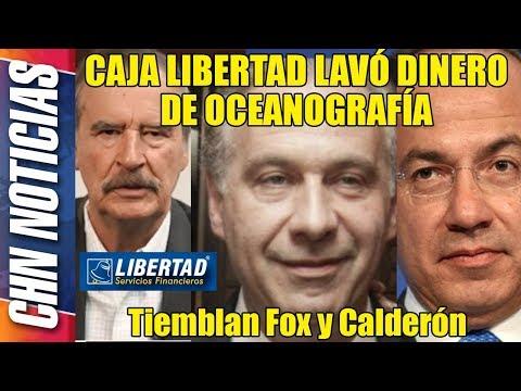 AMLO reabre caso Oceanografía, involucrando a Fox, Calderón y Juan Collado
