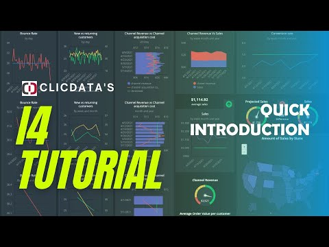 Quick Introduction to ClicData - i4 ClicData Tutorial