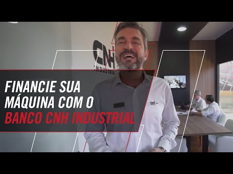 Banco CNH Industrial na Agrishow 2018