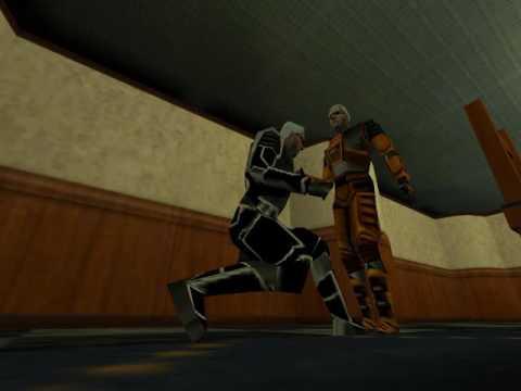 Washington Action | Half-Life - AvsM 2: Project Xen Part 1
