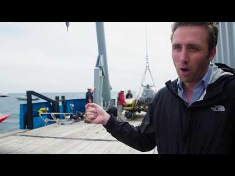 Philippe Cousteau - Ocean Exploration from Baseline Explorer