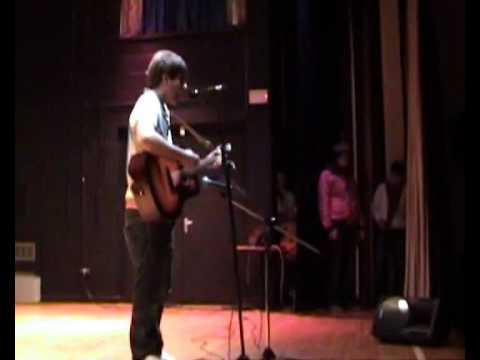 Luke Breen  - Manwoods Got Talent 2009