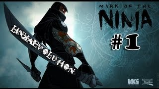 Mark of The Ninja: PC Gameplay - Misión 1 en Español