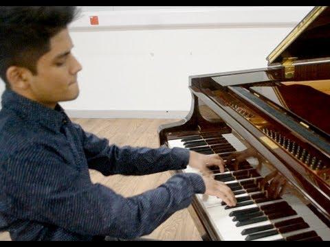 Ed Sheeran x Christina Perri - Perfect / A Thousand Years Piano Mashup(Rahul Suntah)