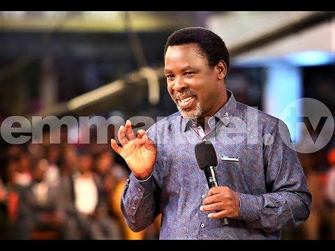 SCOAN 09/12/18: TB Joshua Message & Prayer For Viewers | Live Sunday Service