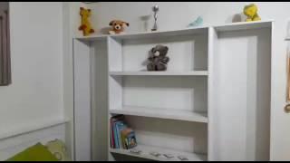 منضم الألعاب او كتب في غرفة الأطفال👬 اتمنى ان يعجبكوم 👍💖