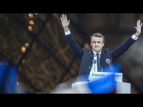 New French President Says Task Ahead Is
