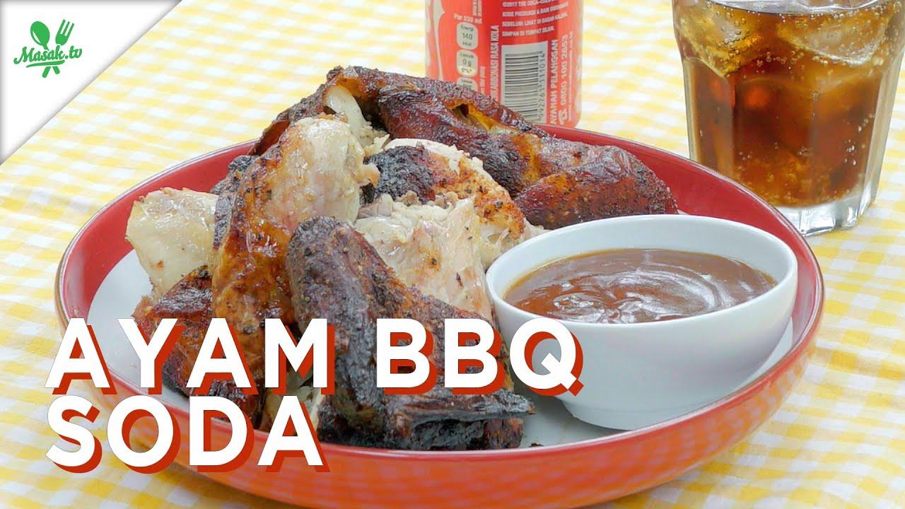 Ayam BBQ Soda