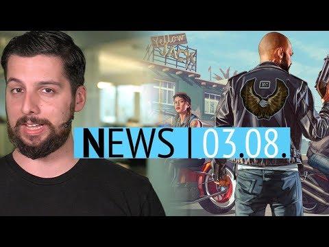 GTA Online erfolgreich wie nie zuvor - Kickstarter-Drama Unsung Story wird neu gestartet - News