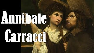 Annibale Carracci : A collection of 139 Paintings (HD) [Baroque]