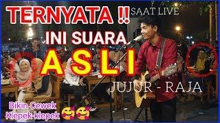 Download lagu TRI SUAKA | INILAH SUARA ASLI SAAT LIVE | Radja - Jujur Cover Tri Suaka