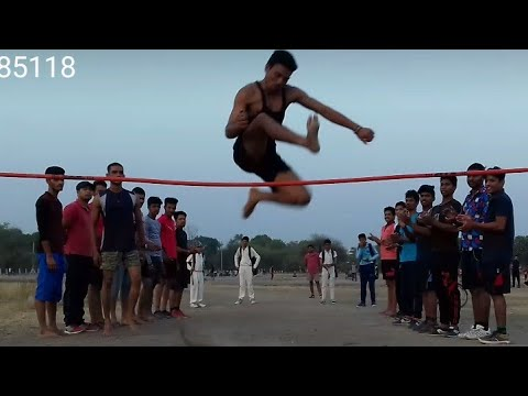RPF High Jump,How To Increase High Jump Only 6 Exercise