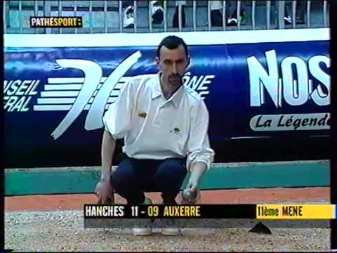 Petanque Coupe de France des clubs Macon 2001 3