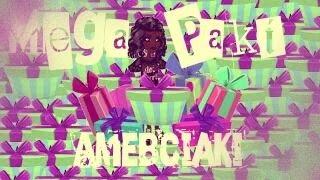 Mega Paki Amebciaki #4 | Czarna Ameba