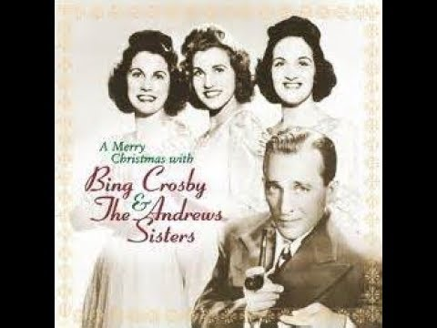 The Andrews Sisters With Bing Crosby Christmas Mix Vol.2 (1943-1951)