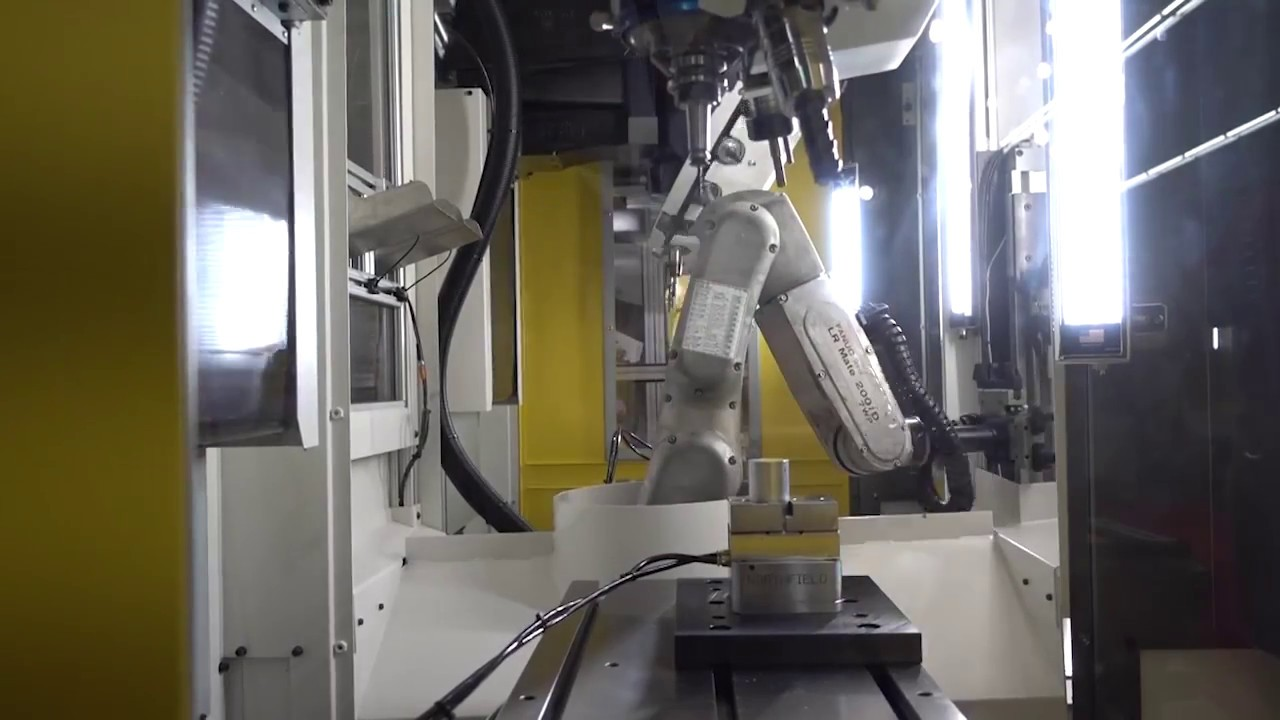 Methods Machine Tools Twin Cell
