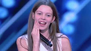 Copy of Courtney Hadwin: 13-Year-Old Golden Buzzer Winning Performance - America's Got Talent 2018