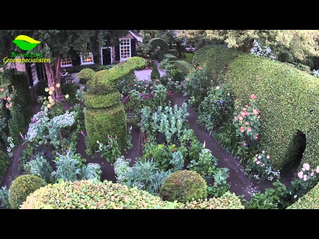 Open tuinen Erve Odinc 2014 [Buiten Zorg Groenspecialisten]