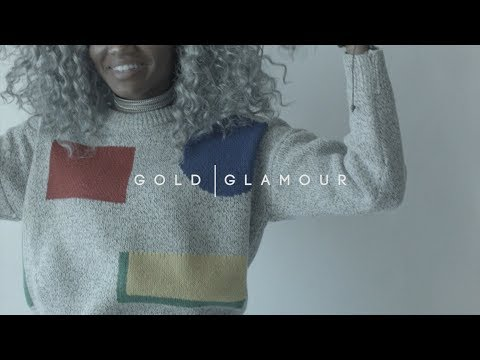 Fashion Look Book | Gold Glamour | 2018