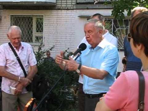 Презентация обновленной улицы Карла Маркса в Ильичевске