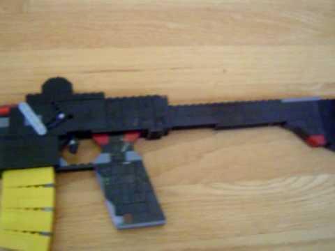Lego M16 Usa Youtube