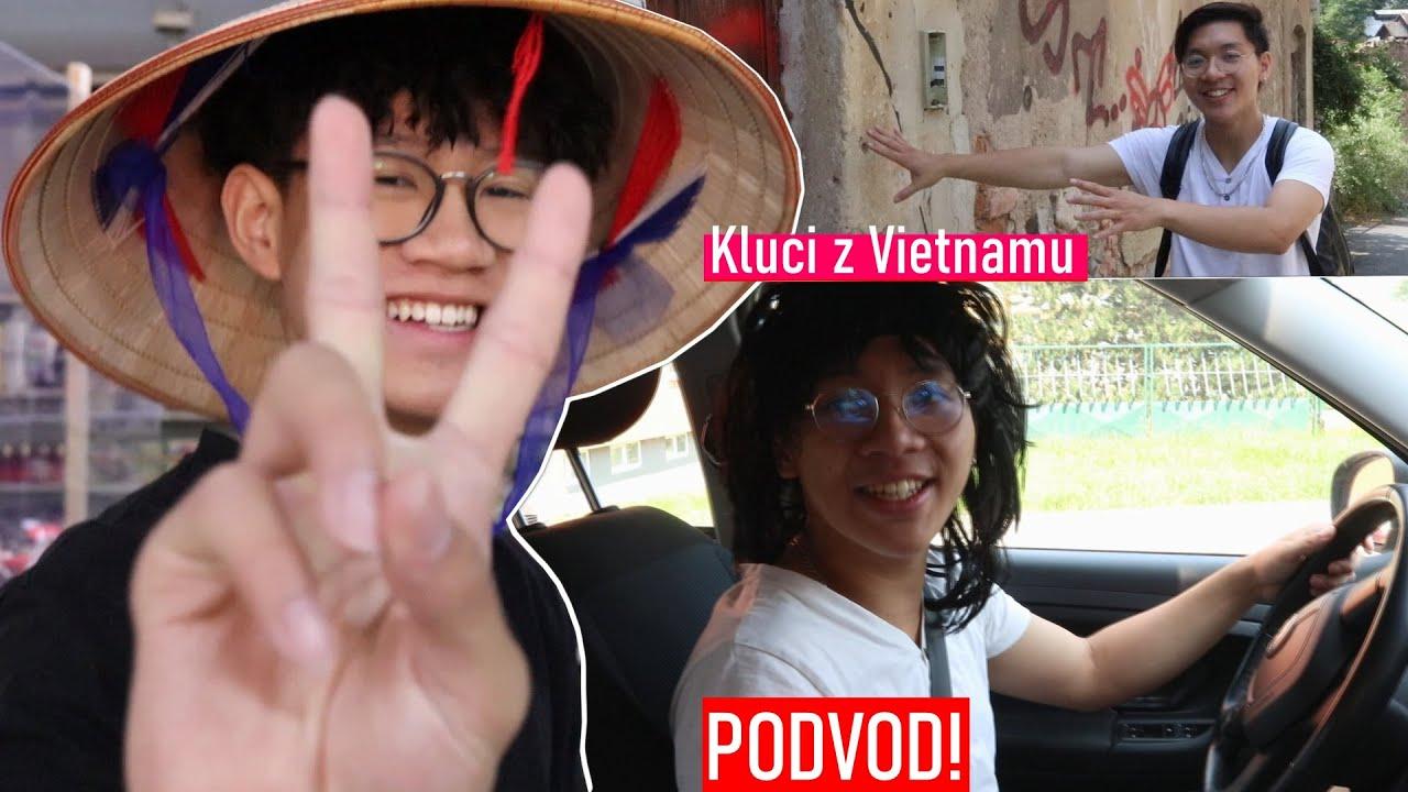 Kluci z Vietnamu: PODVODY VE VEČERKÁCH | Parodie