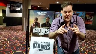 BAD BOYS FOR LIFE NON-SPOILER REVIEW & SPOILER WARNING WILL SMITH MARTIN LAWRENCE INTERVIEW PREMIERE