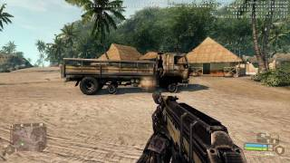Crysis Warhead, GTX 580, Direct X10, Enthusiast 16xQ - Part 1, Call me Ishmael 1080p