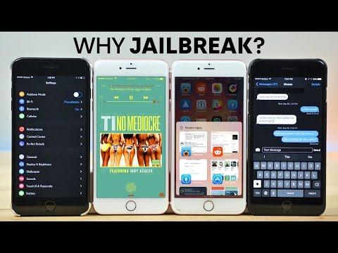 My 10 BEST Reasons To Jailbreak iOS 10!