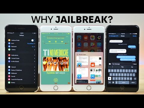 My 10 BEST Reasons To Jailbreak iOS 10!