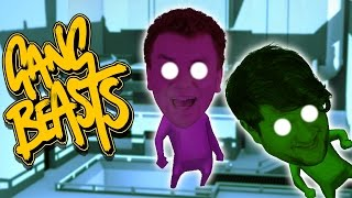 WE CAN RESOLVE THIS PEACEFULLY! | Gang Beasts (Funny Moments)
