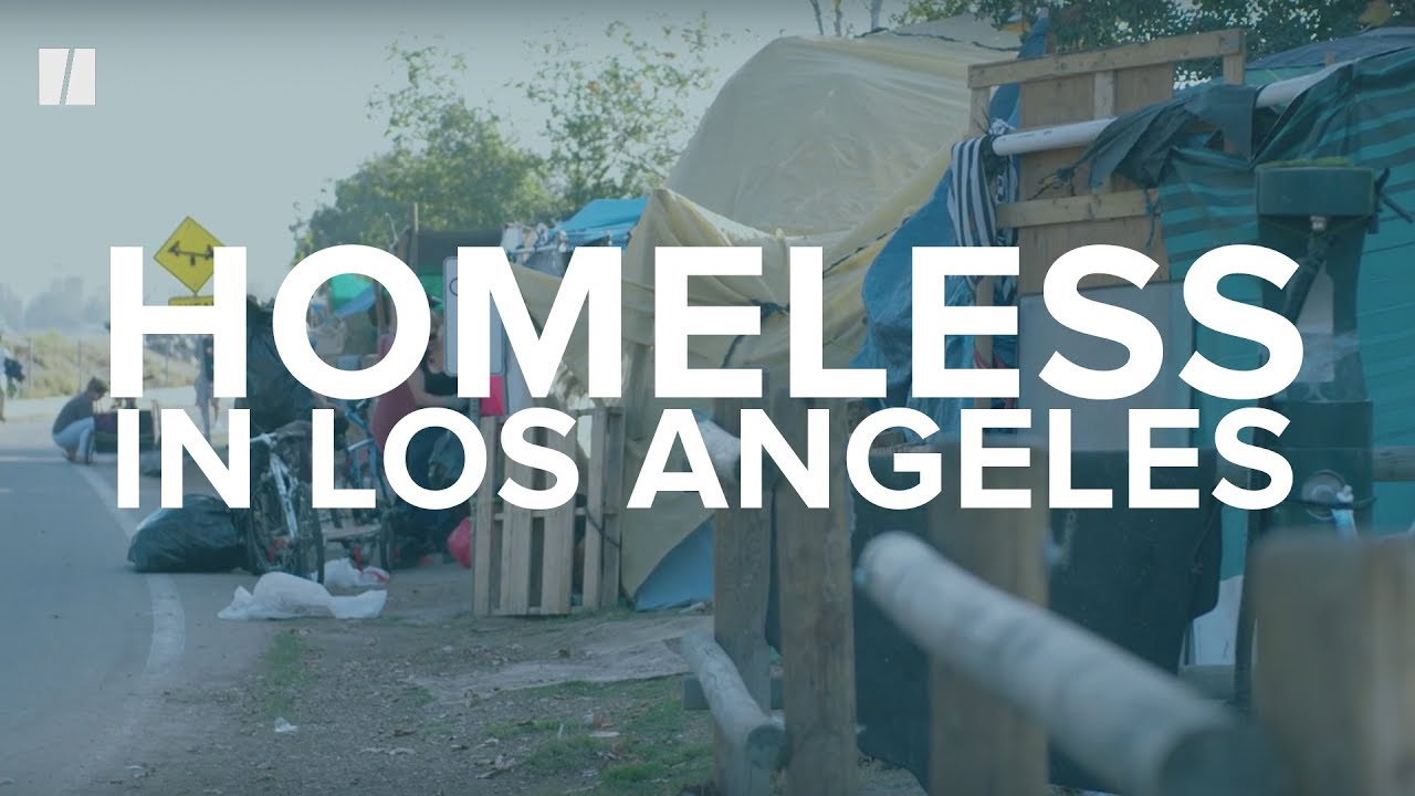 Inside LA's Homelessness Epidemic | This New World
