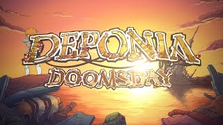 Deponia Doomsday Releasetrailer [ENG]