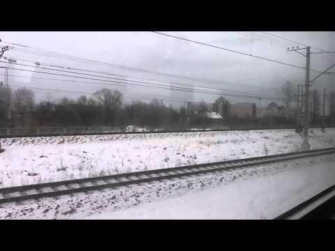 Московский вокзал - Тосно