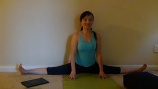 How To Do The Splits Fast