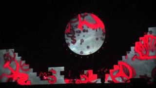 [HD] Roger Waters - Goodbye Blue Sky / Empty Spaces / What Shall We Do Now? - London 5/18/11