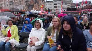 Kortrijk geniet van seizoensfinale van Thuis