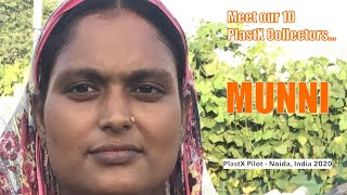 PlastX Pilot India - Update - Our Collectors