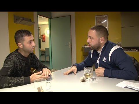 Zeer openhartig gesprek tussen Salaheddine en Tofik Dibi