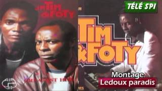 Tim & Foty par Ledoux paradis Télé Solidarité