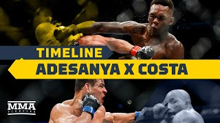 UFC 253 Timeline: Israel Adesanya vs. Paulo Costa - MMA Fighting