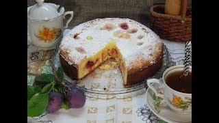 У пирога есть свой секрет : Вот только был! Его уж нет !!!